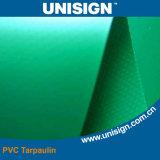 Het anti Geteerde zeildoek van de Dekking van de Vrachtwagen van pvc van het Stof &UV