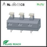 Блоки PCB тангажа 235 серий 10.0mm терминальные с двойными отверстиями