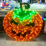新しいDesign第2 LED Pumpkin Halloween Decoration Light