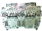 Máquina para hacer punto plana de Coputerized de 12 calibradores (TL-252S)