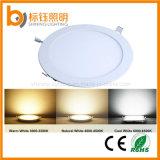 Легкие потолочного освещения By1006 6W круглые устанавливают освещение панели светильника AC85-265V СИД