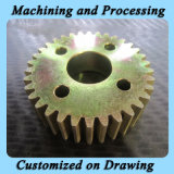 CNC Machining Gear Part mit Highquality