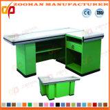 System-Supermarkt-Prüfungs-Standplatz-Kostenzähler-Bargeld-Tisch (Zhc60)