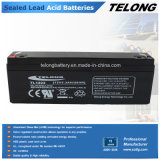 AGM Sealed Lead Acid Battery 12V2.3ah Alarm System Use