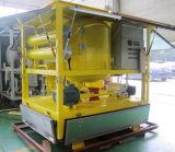 De Hoge VacuümMachine in twee stadia van het Recycling van de Olie van het Afval (Reeks ZJA)