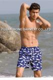 Inone 035 Mens schwimmen beiläufige Vorstand-Kurzschluss-kurze Hosen