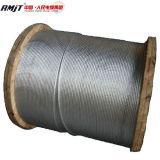 Dehnbarer galvanisierter Stahldraht-Strang-Spanndraht-Stütze-Draht