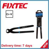 """A mão profissional de Fixtec 8 """" utiliza ferramentas alicates do coelho de CRV"""