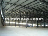 플랜트를 위한 중국 장기 사용 빛 강철 구조물 작업장