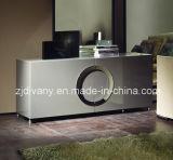 ヨーロッパ式の居間の木のキャビネットのサイドボード(C-L05)