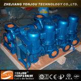 Pompe centrifuge de canalisation verticale de Yonjou