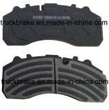 pour la garniture de frein de pièce de pièces d'auto de benz/camion Wva 29202/29087/29244/29245/29253/29108