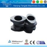 Твиновский компонент штрангпресса винта для машины штрангя-прессовани Tenda