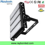 Floodlight montado na parede exterior 200W High Mast LED Flood Lighting