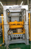 Máquina do tijolo da ondinha Qt6-20, maquinaria estacionária