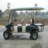 Coche eléctrico del golf de la caza de 6 asientos (RSEH-2069F)