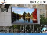 La tablilla de anuncios al aire libre de LED del alto brillo P12 con colmo restaura tarifa