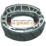 Pezzi di ricambio del motociclo di Kadi per le ganasce del freno Cg125