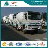 Caminhão do misturador concreto do cimento de Sinotruk HOWO 6X4 30t