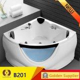 Moda de baño de acrílico Masaje Sentado Bañera Kb211