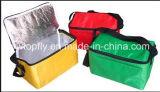 Sacchetto del pranzo di picnic dell'isolamento del sacchetto del dispositivo di raffreddamento del ghiaccio di corsa per l'omaggio promozionale