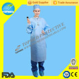 Pp. Patient Gown, Pyjamas, Isolation Gown mit Short Sleeves