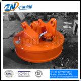 작은 조각 야드를 위한 굴착기 드는 자석 75% 의무 주기 Emw-90L/1-75와 함께 를 사용하는