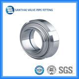 unión sanitaria de la guarnición de tubo del acero inoxidable 304/316L