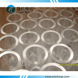 Tubi di plastica trasparenti dell'acrilico PMMA con lo SGS