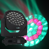 Cabeça movente do olho do equipamento 4 in-1 RGBW 37PCS*15W B do DJ