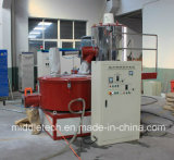 Máquina de alta velocidad vertical/de enfriamiento del polvo plástico del PVC del mezclador
