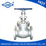 Aço inoxidável 304/316 de válvula de globo com padrão do API