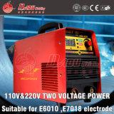 De Machine van het Lassen van de Omschakelaar van de Kracht van de Boog van de Elektrode van de Cellulose IGBT E6010 E7018
