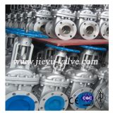 Industrial Flanged Carbol Steel Stem Rising Gate Valve
