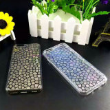 iPhone 5/6/6p를 위한 비 Flower Pebbles Soft TPU Mobile/Cell Phone Case