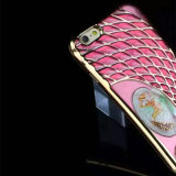 Escudos Quicksand Mermaid Phone Caso para Samsung & iPhone