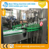 3 automáticos en 1 maquinaria de relleno de la producción del vino
