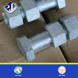 Stahlstandardschraubbolzen des Hex Kopf-M5-M33