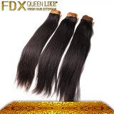Extensión 100% del pelo humano de la Virgen (FDX-ST-27)