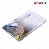 IDENTIFICATION RF Smart Card de fréquence ultra-haute passive avec le logo personnalisé