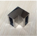 Encaixe de vidro ajustado deslizante de vidro do rolo