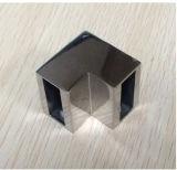 De in het groot Montage van de Schuifdeur van het Glas met Roestvrij staal 304