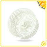 Lavette matérielle de rotation de Pôle de matériau de tête de lavette de Microfiber et d'acier inoxydable