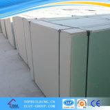 석고 보드 1220*2440*12mm/Plasterboard 천장과 분할 시스템을%s 를 사용하는