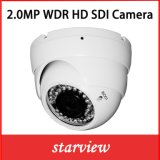 1080P HD Sdi IR Metal Dome CCTV Security Camera