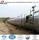 Canali sotterranei d'acciaio all'ingrosso della strada del grande diametro della Cina