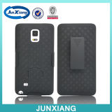 GroßhandelsWeave Pattern Handy Cover Fall für Samsung Note 4