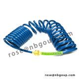 boyau de bobine de jardin de 25FT avec les connecteurs en laiton, PVC, matériau d'EVA