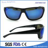Neue Art-Soem widergespiegelte Sport-Brillen mit Tarnung-Rahmen