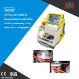 Machine de découpage complètement automatique complète de clé de véhicule Sec-E9